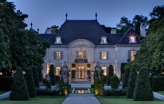The 8 most expensive homes in the country homes of the for Most expensive house in dallas